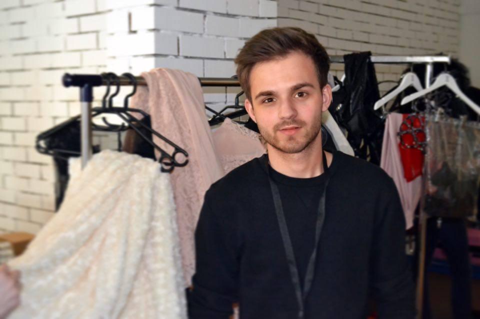 janni Schyma Benefizmodenschau Modekarriere