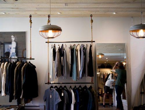Messebesuch Tätigkeiten eines Modedesigners