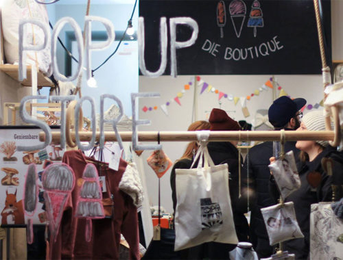 Shop Pop, Shopping Events