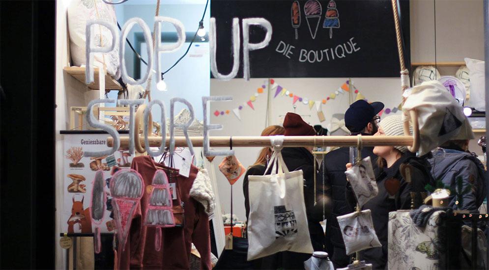 Shop Pop, Shopping Events