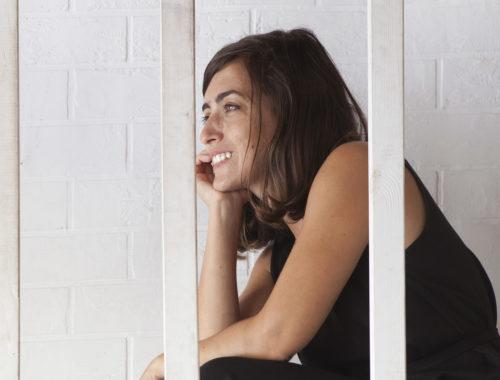 Die israelische Designerin Natalie Walker
