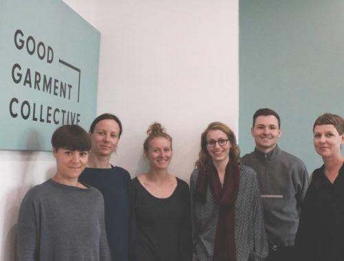 Team Good Garment Collective - kollektion nachhaltig produzieren