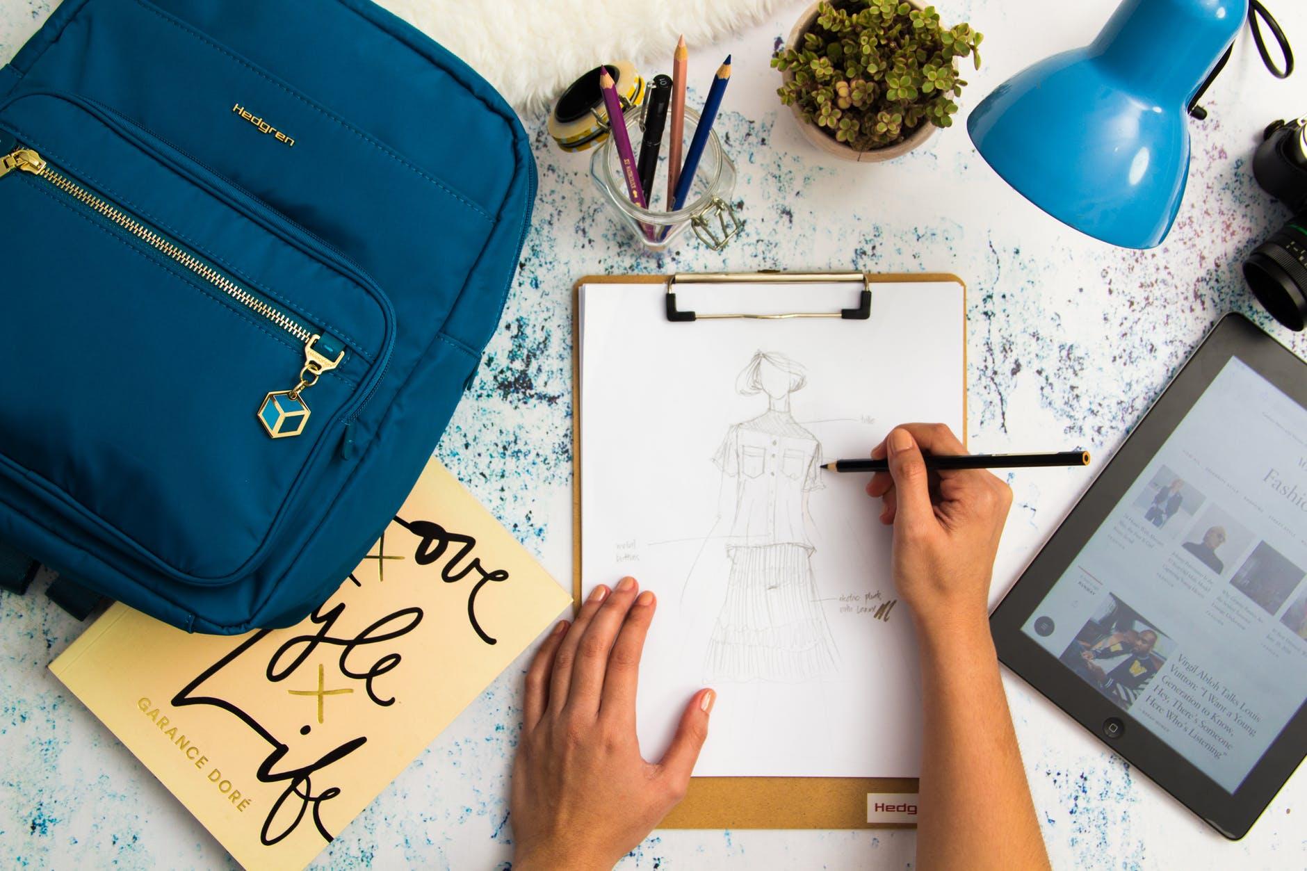 praktikums modedesign