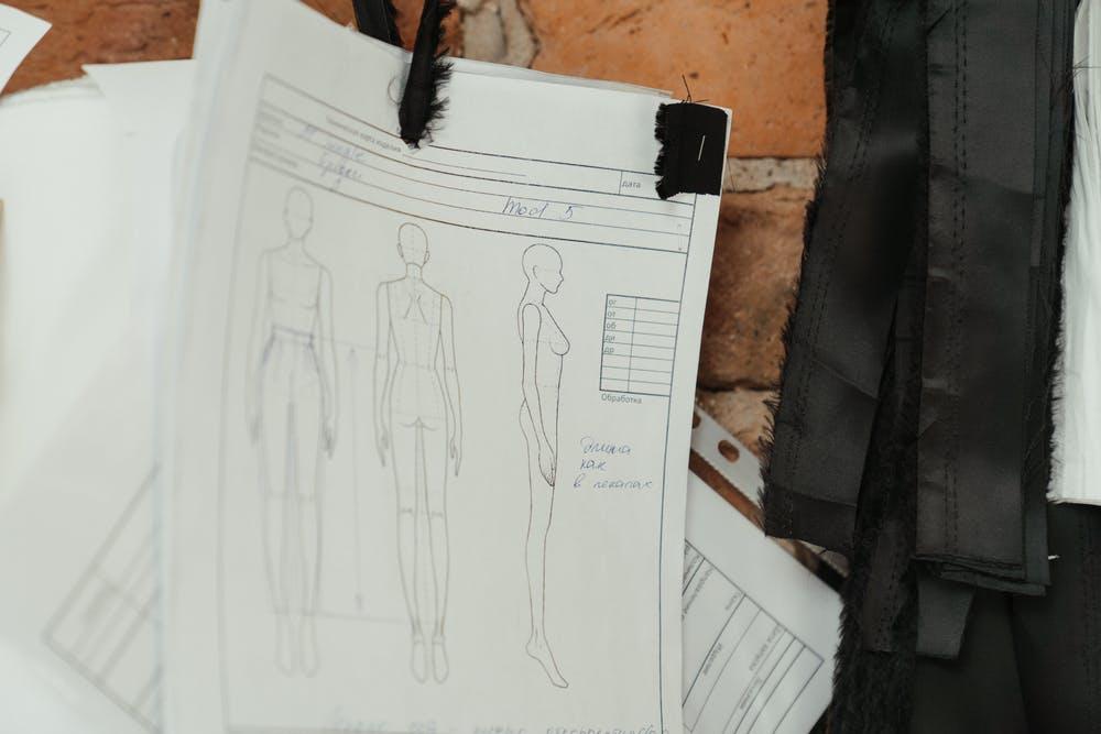 Warum technische Zeichnungen für dein Modelabel unerlässlich sind