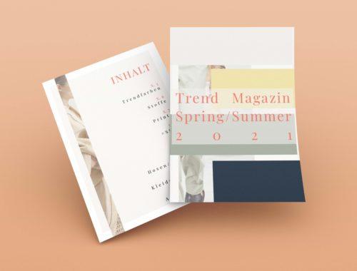 Trendmagazin für Modedesigner SS2021